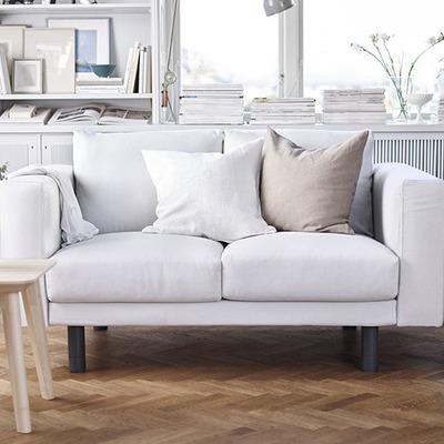 8 sofás de IKEA que se adaptan a cada estilo