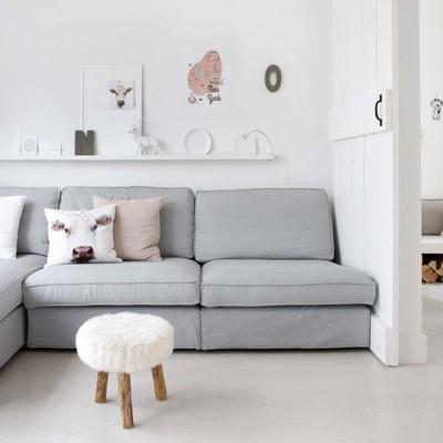 Ideas y fotos de estilo rom ntico para inspirarte for Sofa estilo romantico