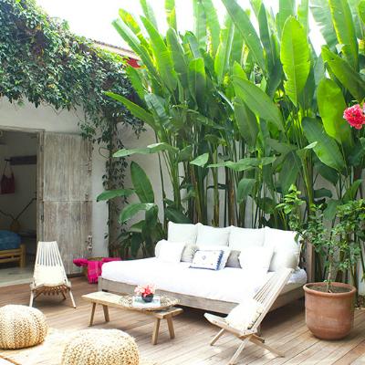 Una casa en Brasil para soñar con un verano tropical