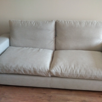 Retaipizar sofá de piel