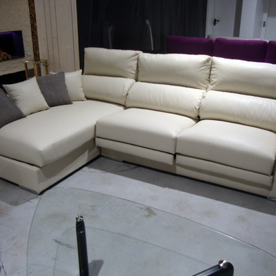 sofa simipiel