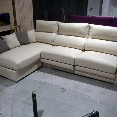 sofa simipiel