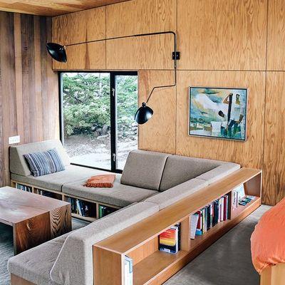 sofa y aparador