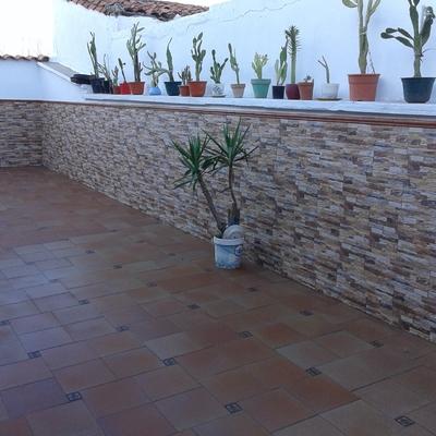 Ideas y fotos de reformas patios para inspirarte habitissimo for Zocalos para patios modernos