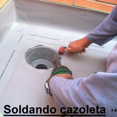SOLDANDO CAZOLETA