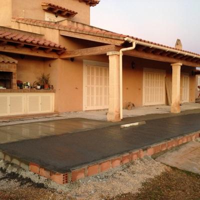 Ampliación de casa en La Planera, Marratxí