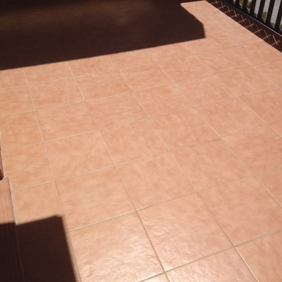 Cambiar soleria a una terraza e impermeabilizarla