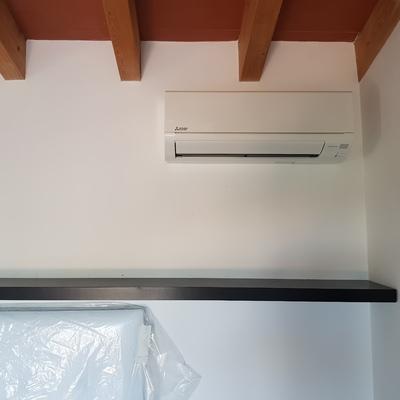 Instalacion Aire acondicionado completa