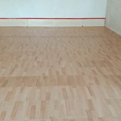 Pista de squash sintética en Sant Celoni