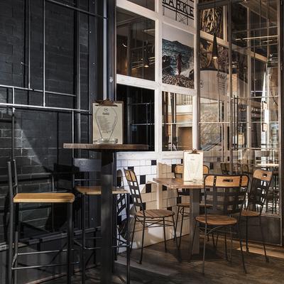 STONETACK® en el restaurante La Batea en Madrid