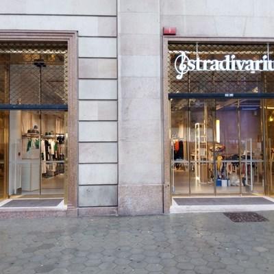 Stradivarius Paseo de Gracia