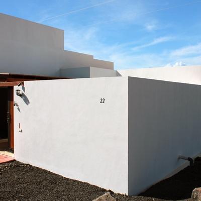 STRUCK arquitectos - Vivienda unifamiliar aislada en Playa Blanca - Lanzarote