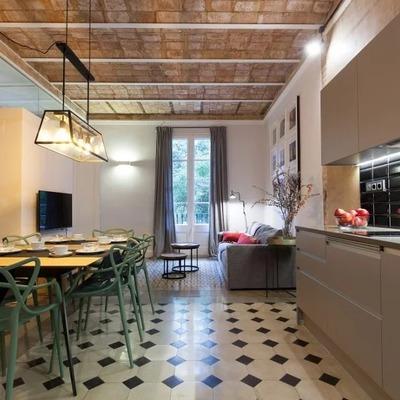 6 reformas para una cocina mini por menos de 600 euros
