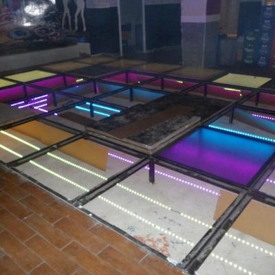 Presupuesto instalar suelo transitable cristal en m laga - Suelos de cristal ...