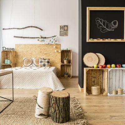 Ideas para que tu dormitorio pase de corriente a espectacular