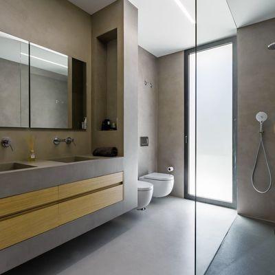 Suelos de baño: pon el diseño a tus pies