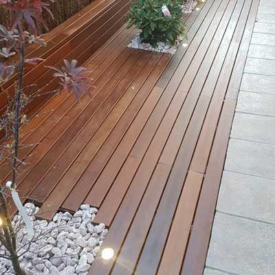 Diseño pequeño jardin