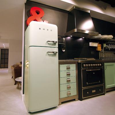 Ideas y Fotos de Muebles Cocina Retro para Inspirarte - habitissimo
