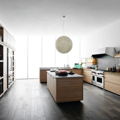 ¿Qué tipo de parquet pongo en baños y cocina?