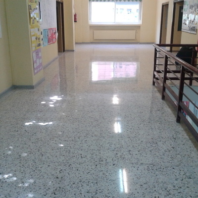 Ideas de pulir suelos en madrid para inspirarte habitissimo for Pintura para suelos de terrazo