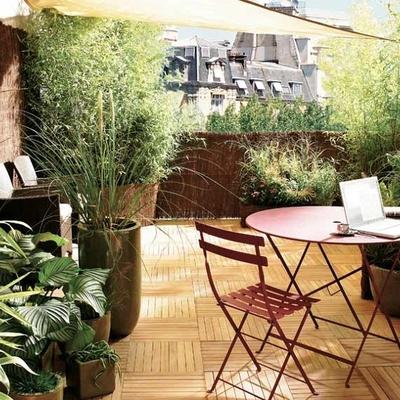 ¿Qué suelo es el mejor para mi terraza?