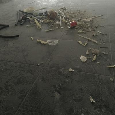 Limpieza fin Obra local