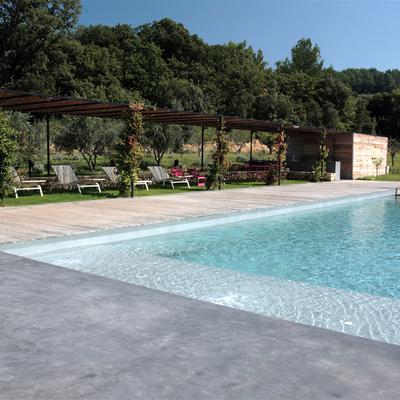 Pavimentos para piscinas top gres porcelanico pavimento y for Suelo exterior piscina