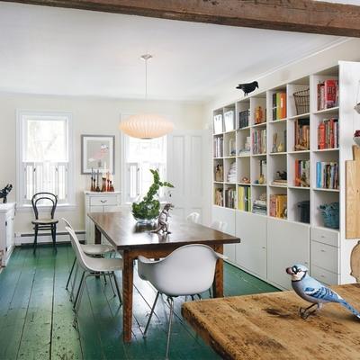 ¿Quieres pintar suelos de madera y no sabes cómo? Aquí tienes las claves