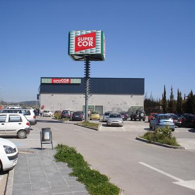 Edificación industrial en Sevilla