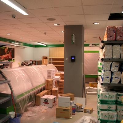 Supermercado Coviran en Algeciras