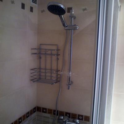 Sustitución de bañara por plato de ducha