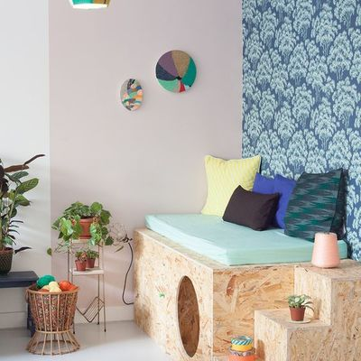 8 Ideas para introducir tablones OSB en casa