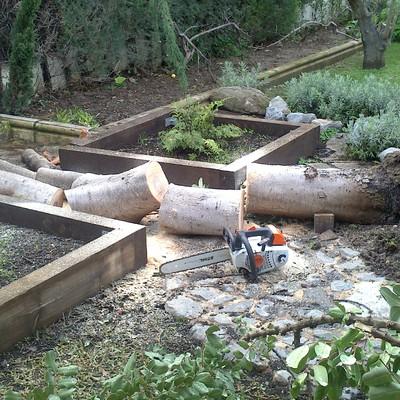 Diseños, construcción y mantenimiento de jardines