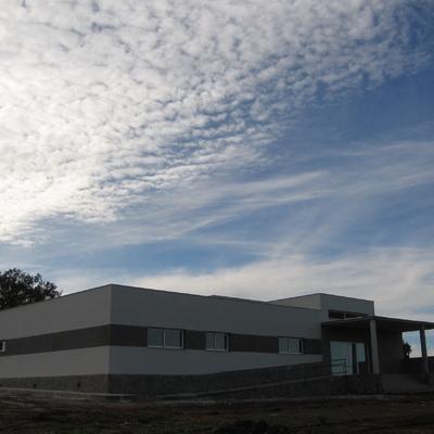 Construcción de sanatorio en San Vicente de Alcántara