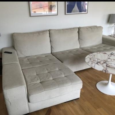 Tapizado de sofá