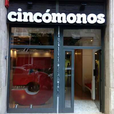 Teatro Cincómonos, Barcelona