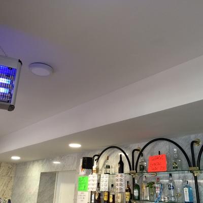 Aislamiento acústico de un bar