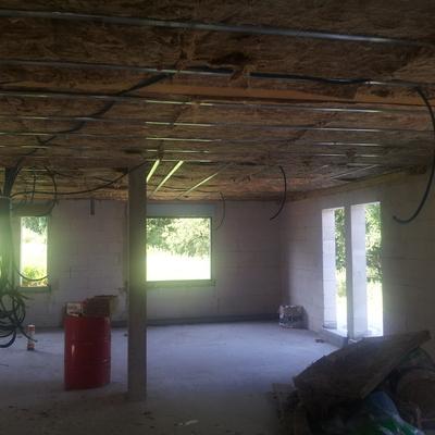 Casa 240 m2 - Askain - Estanquedad al aire