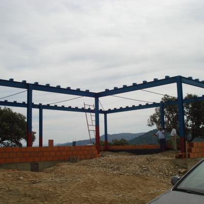 Techo en madera en Portugal