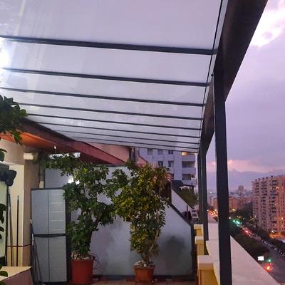 Instalación de un techo fijo en Valencia