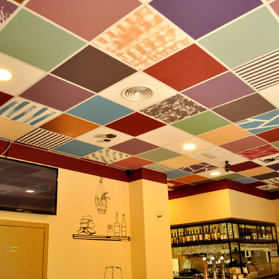 "Decoración Restaurante ""Clandestina"""