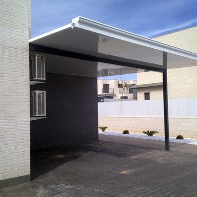 Techo Ligero panel de aluminio(52mm)3