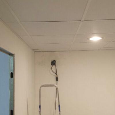 Precio pladur habitissimo - Falso techo registrable ...