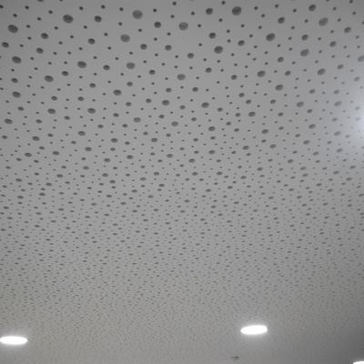 Techos pladur decorativos interesting techo continuo de - Falso techo decorativo ...