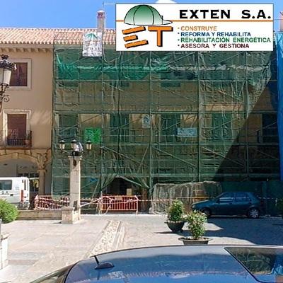 Retejado de Cubierta, en Granada