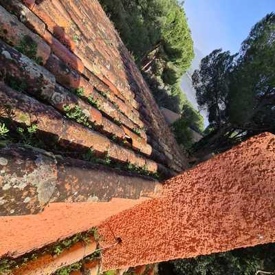 Reparación de tejado de Teja