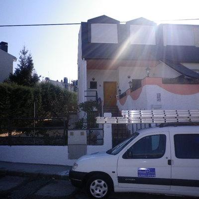 tejado,fachada y canalones