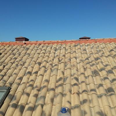 Reparación de tejado en Madrid