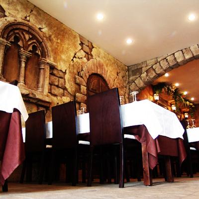 tematización de Locales comerciales y Restaurantes