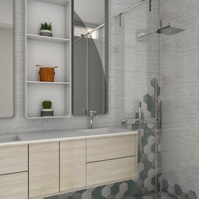 Diferentes estilos de baños